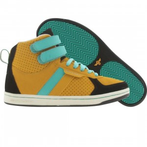 Creative Recreation Womens Dicoco (wheat / aqua / black)