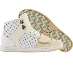 Creative Recreation Womens Cesario (natural / vintage white)