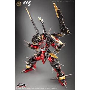 PREORDER - CCSToys Tengen Toppa Gurren Lagann Alloy Action Figure (red)