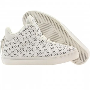 Clear Weather Men The One-Ten Mid Top (white)