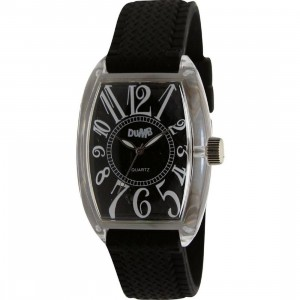 Dumb Analog Watch (black)