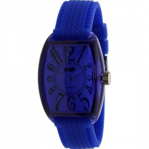 Dumb Analog Watch (royal blue)