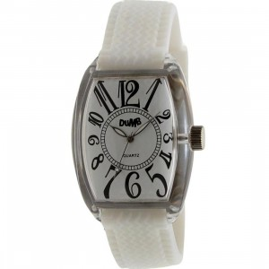 Dumb Analog Watch (white)