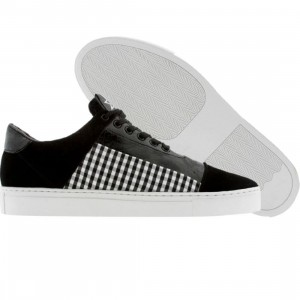 Dumb Thats A Fly Low (black / white / gingham)
