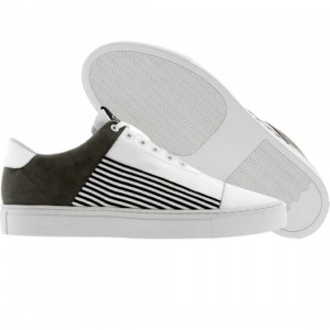 Dumb Thats A Fly Low (white / black / stripes)