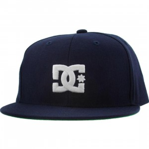 DC Back To It Starter Snapback Cap (navy)