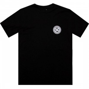 DC Sealed Tee (black / white)