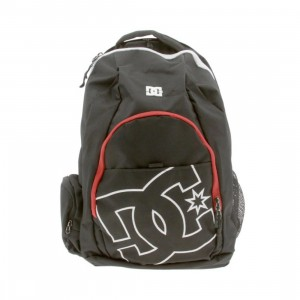 DC Vartar Backpack (black / red)