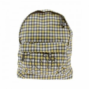 DC Topp Dogg Backpack (yellow / grey)