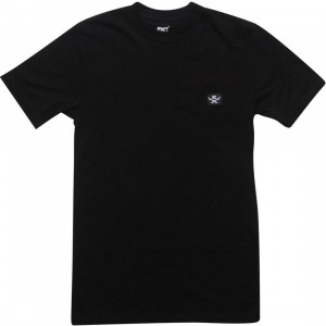 DC Framed Pocket Tee (black)