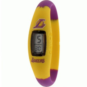 Deuce Brand NBA Los Angeles Lakers Watch (yellow / purple)