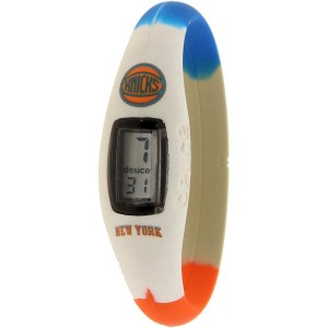Deuce Brand NBA New York Knicks Watch (white / blue / orange)