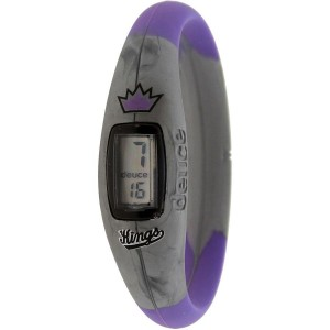 Deuce Brand NBA Sacramento Kings Watch (grey / purple)