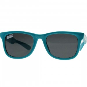DGK Haters Sunglasses (teal)