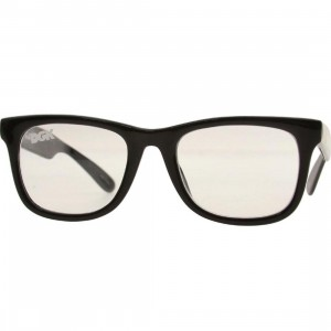 DGK Haters Shades (black / clear lens)
