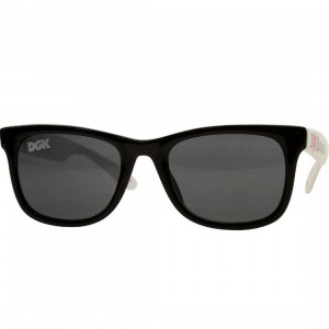 DGK Haters 2 Tone Shades (black / white)