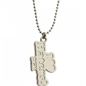 DGK Haters Necklace (nickel)