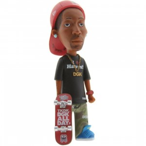 DGK x Tokidoki Stevie Williams Action Figure (black / red)