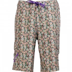 DGK Kush Board Shorts (green)