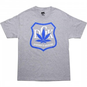 DGK Agriculture Tee (athletic heather)
