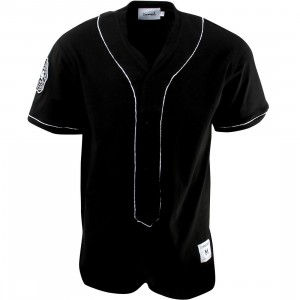 Diamond Supply Co Dugout Baseball Jersey (black)