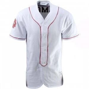 Diamond Supply Co Dugout Baseball Jersey (white)