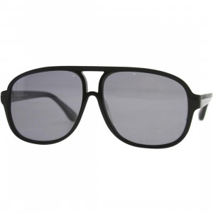 Diamond Supply Co Aviator Sunglasses (black)