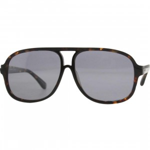 Diamond Supply Co Aviator Sunglasses (tortoise)