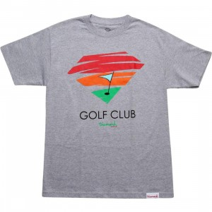 Diamond Supply Co Golf Club Tee (heather)