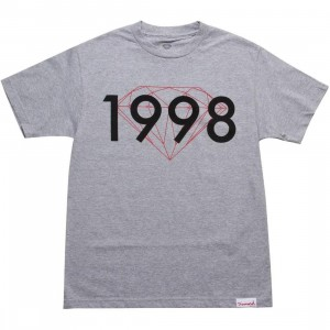Diamond Supply Co 98 Brilliant Tee (heather)