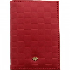 Diamond Supply Co Bi-Fold Wallet (red)