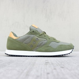 Saucony Men DXN Trainer (olive)