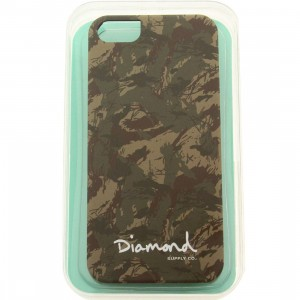 Diamond Supply Co OG Script iPhone 5 And 5S Case (camo)