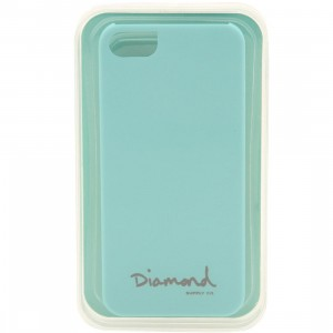 Diamond Supply Co OG Script iPhone 5 And 5S Case (blue / diamond blue)