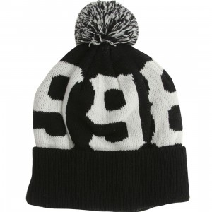 Diamond Supply Co 1998 Pom Beanie (black)