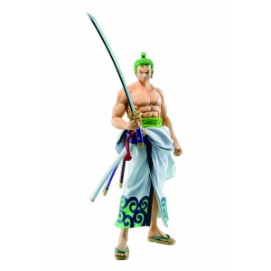 PREORDER - Bandai Ichibansho One Piece Zorojuro And Enma Figure (tan)