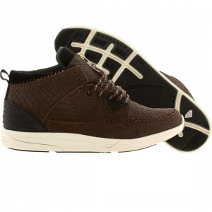Diamond Supply Co Native Trek (brown / brown suede)