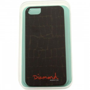Diamond Supply Co Croc iPhone 5 Case (black)