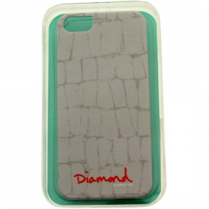 Diamond Supply Co Croc iPhone 5 Case (white)