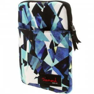 Diamond Supply Co Simplicity Ipad Bag (blue)