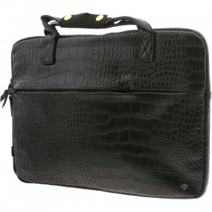 Diamond Supply Co Croc Laptop Bag (black)