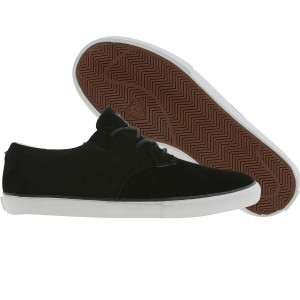 Diamond Supply Co Lo-Cut Suede (black)