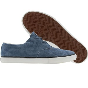 Diamond Supply Co Lo-Cut Suede (slate blue)