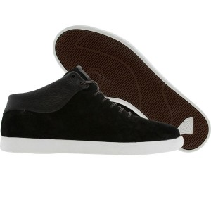 Diamond Supply Co Miner Leather (black / gray)