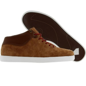 Diamond Supply Co Miner Leather (light chocolate)