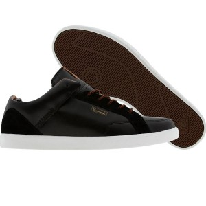 Diamond Supply Co VVS Leather (black / brown)