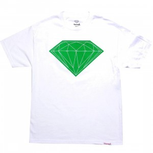 Diamond Supply Co Big Brilliant Tee (white)