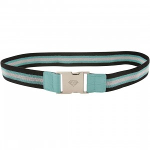 Diamond Supply Co Terry Belt (black / diamond blue)
