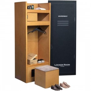 NBA x Enterbay Locker Room 1/6 Scale Figure (brown)
