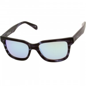 Established MMXII Ciro Sunglasses (blue / blue smoke)